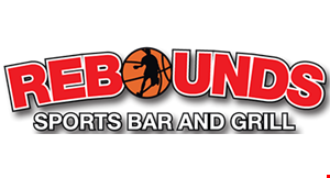Rebounds Sports Bar & Grill logo
