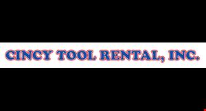 Cincy Tool Rental logo