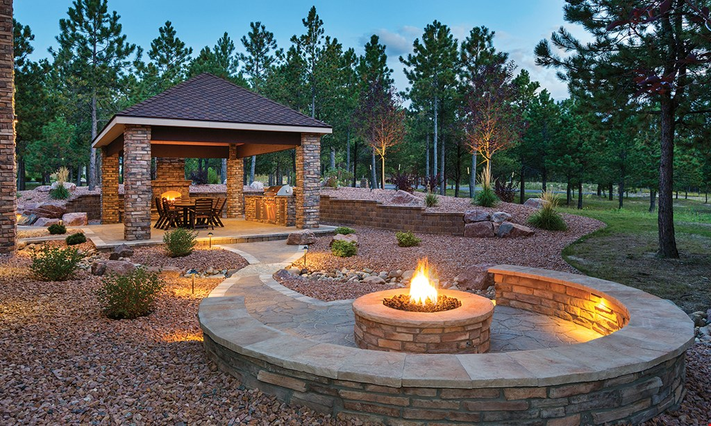 Product image for Commercial Lawn and Landscaping $100 Off any landscaping project of $1000 or more Must present coupon at time of estimate.