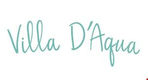 Villa D'Aqua Waterfront Ristorante logo