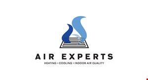 Air Experts Raleigh Heating & Air logo
