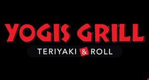 Yogis Grill logo