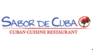 Sabor De Cuba Restaurant logo