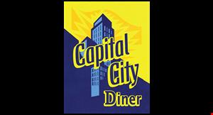 Capital City Diner logo