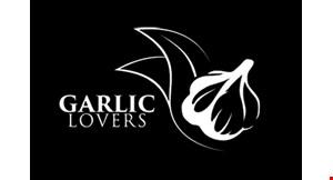 Garlic Lovers logo