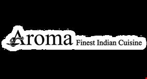 Aroma Finest Indian Cuisine logo