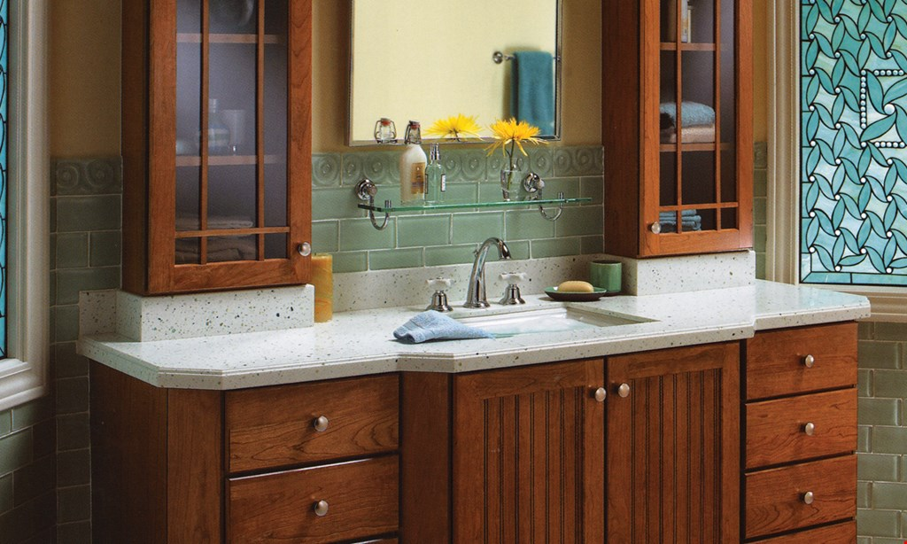 Product image for Dexter Cabinet & Countertop 1/2 off your sales tax