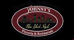 Johnny's NY Style Pizzeria & Restaurant logo