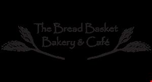 The Bread Basket Bakery logo