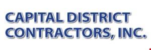 Capital District & Deck Contractors logo