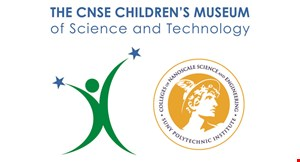 The Cnse Children's Museum of Science & Technology logo