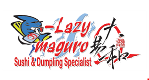 Lazy Maguro logo