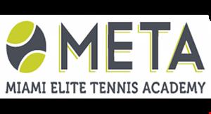 Miami Elite Tennis Academy logo