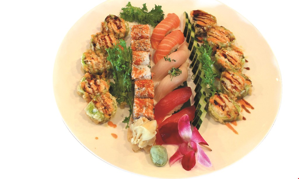 Product image for YAMATO JAPANESE STEAKHOUSE 15% off take-out orders only