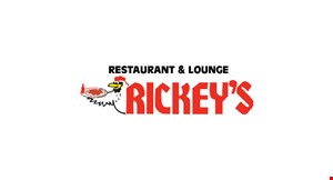 Rickey's Restaurant & Lounge logo