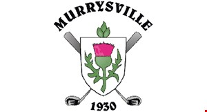 Product image for Murrysville Golf Club $25 18 holes & a cart
