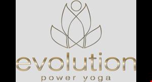 Evolution Power Yoga logo