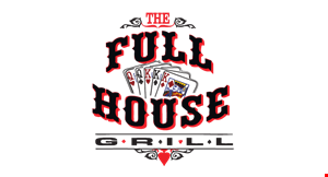 The Full House Grill logo