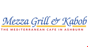 Mezza Grill logo