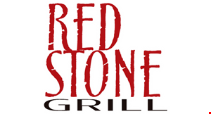 RED STONE GRILL logo