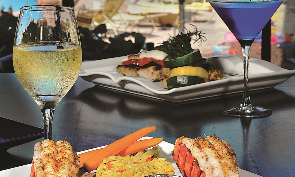 Product image for Seaside Grill $5 OFF any purchase of $25 or more.
