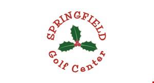 Springfield Golf Center logo