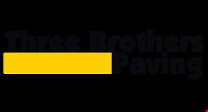 Three Brothers Paving logo