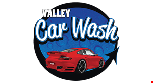 Valley Car Wash logo
