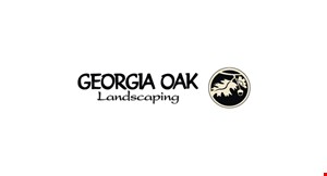 Georgia Oak Landscaping logo