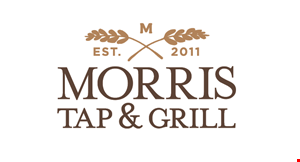 Morris Tap & Grill logo