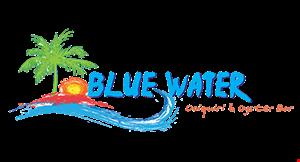 Blue Water Island Grill logo
