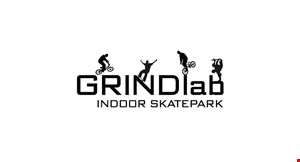 Grindlab Indoor Skatepark logo