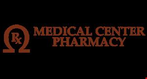Medical Center Pharmacy Dba Omega Medical Center logo