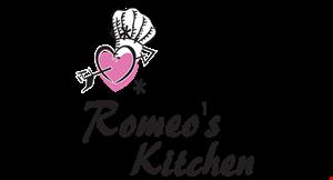 Romeo's Kitchen logo