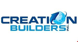 Creation Builders Inc. logo