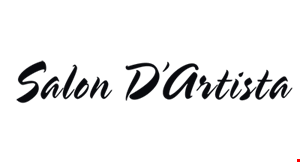 Salon D'artista and Spa logo
