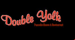 Double Yolk Pancake House logo