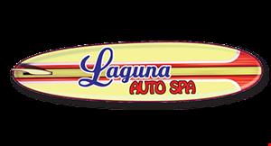 Laguna Auto Spa logo