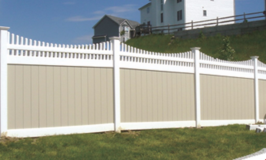 Product image for Ketcham Fencing FREE estimate.