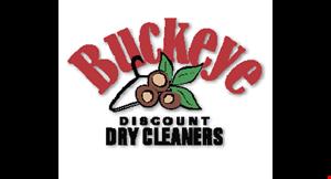 Buckeye Discount Dry Cleaners logo