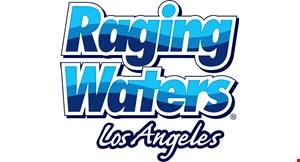 Raging Waters Los Angeles logo