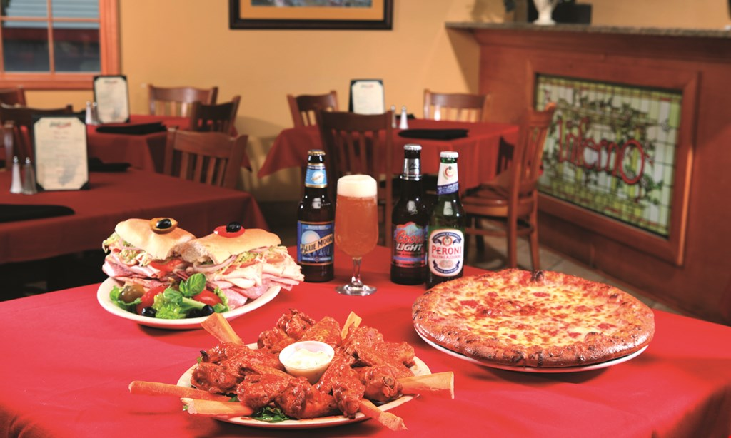 Product image for Pullano's Pizza & Wings 25% OFF Cheese Pizzas Every Monday