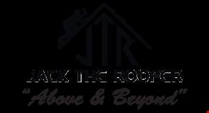 Jack The Roofer logo