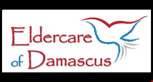 Eldersburg Eldercare of Damascus logo
