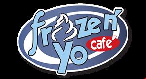 Frozen Yo Cafe logo