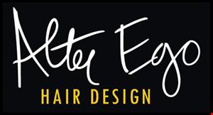 Alter Ego Hair Design logo