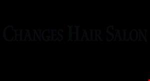 Changes Salon logo