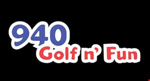 940 Golf N Fun logo