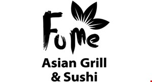 Fume Asian Grill logo