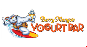 Berry Mango's Yogurt Bar logo